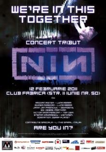 Nine Inch Nails live tribute la Bucuresti: detalii oficiale, artisti