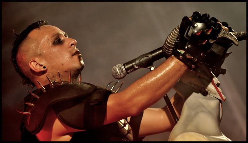 Rammstein? no gracias! Megapost Musica Industrial